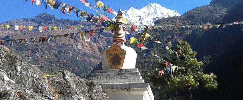 Everest High Passes Trek Via Chhukung